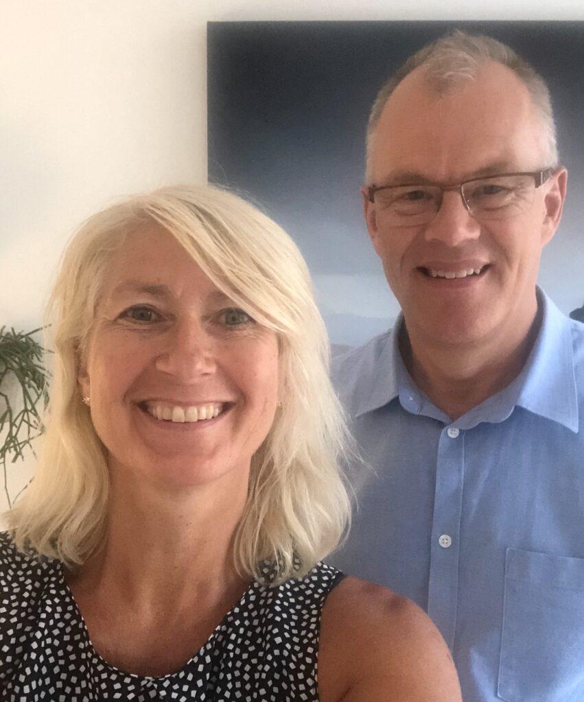 Morten Hedegaards og Izabella Winther